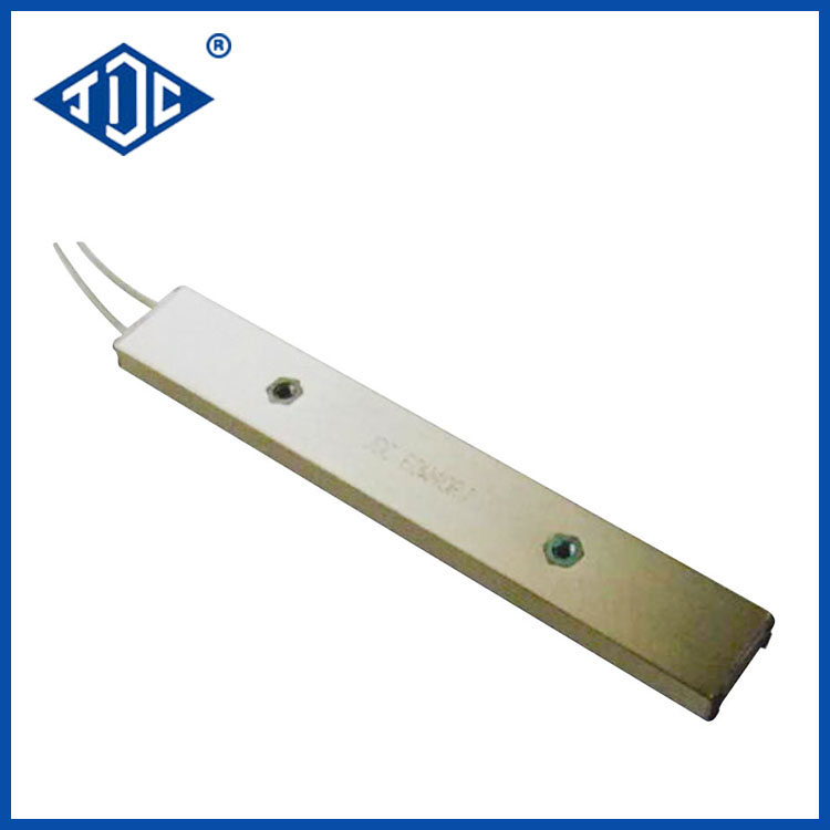 High Power Ultra Thin Gold-Aluminum Housed Resistor