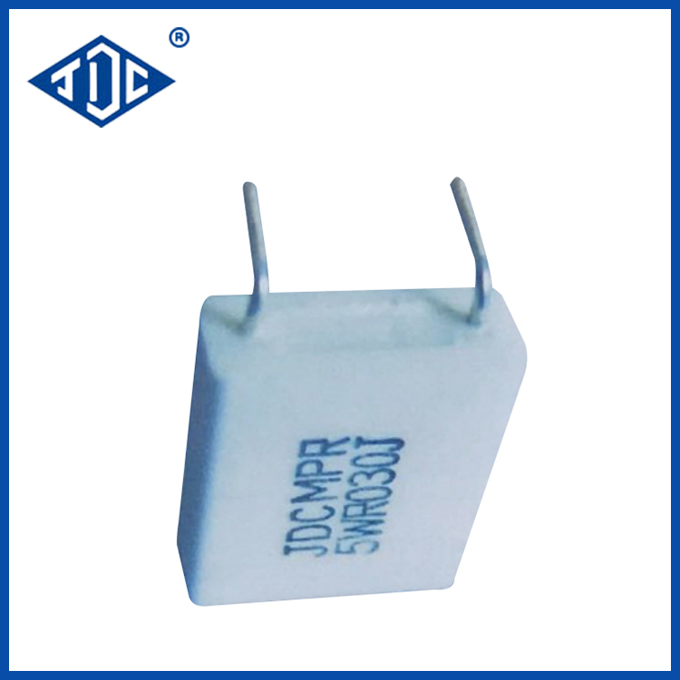 Metal Plate Non-inductive Cement Resistor F Type
