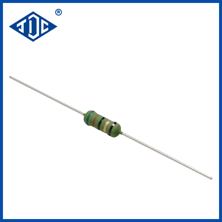 FKN Fusible Wire Wound Resistors Flameproof