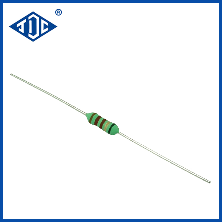 FKN-S Fusible Wire Wound Resistors Small Type