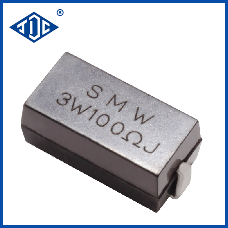 SMW Power Wire Wound Chip Resistors