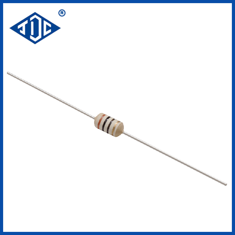 KNP-A Wire Wound Resistors Flameproof Anti-Burst