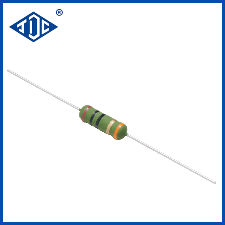 KNP-C Wire Wound Resistors Flameproof Anti-Surge